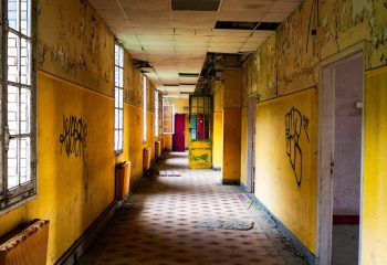 Le couloir...