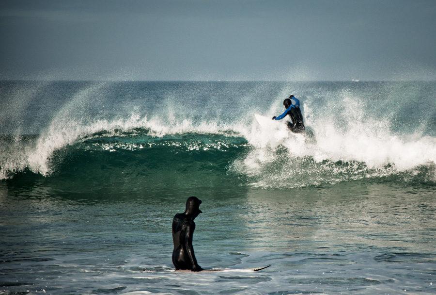 Surfin' britanny
