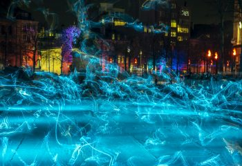 Fêtes des lumières Bruxelles