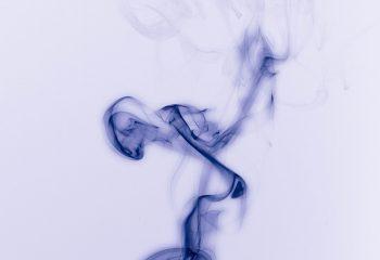 Part en fumée