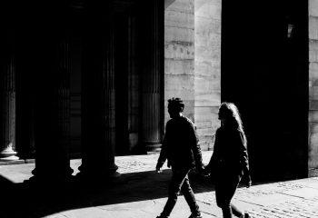 Paris in Black & Love