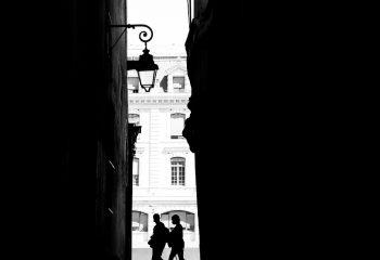 Balade dans la ville lumière