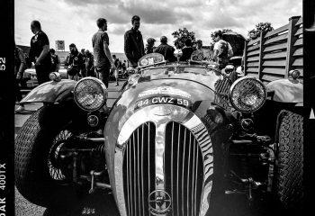 Jaguar du siècle dernier