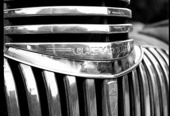 Chevrolet, Old Pickup.