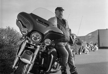Old rider.