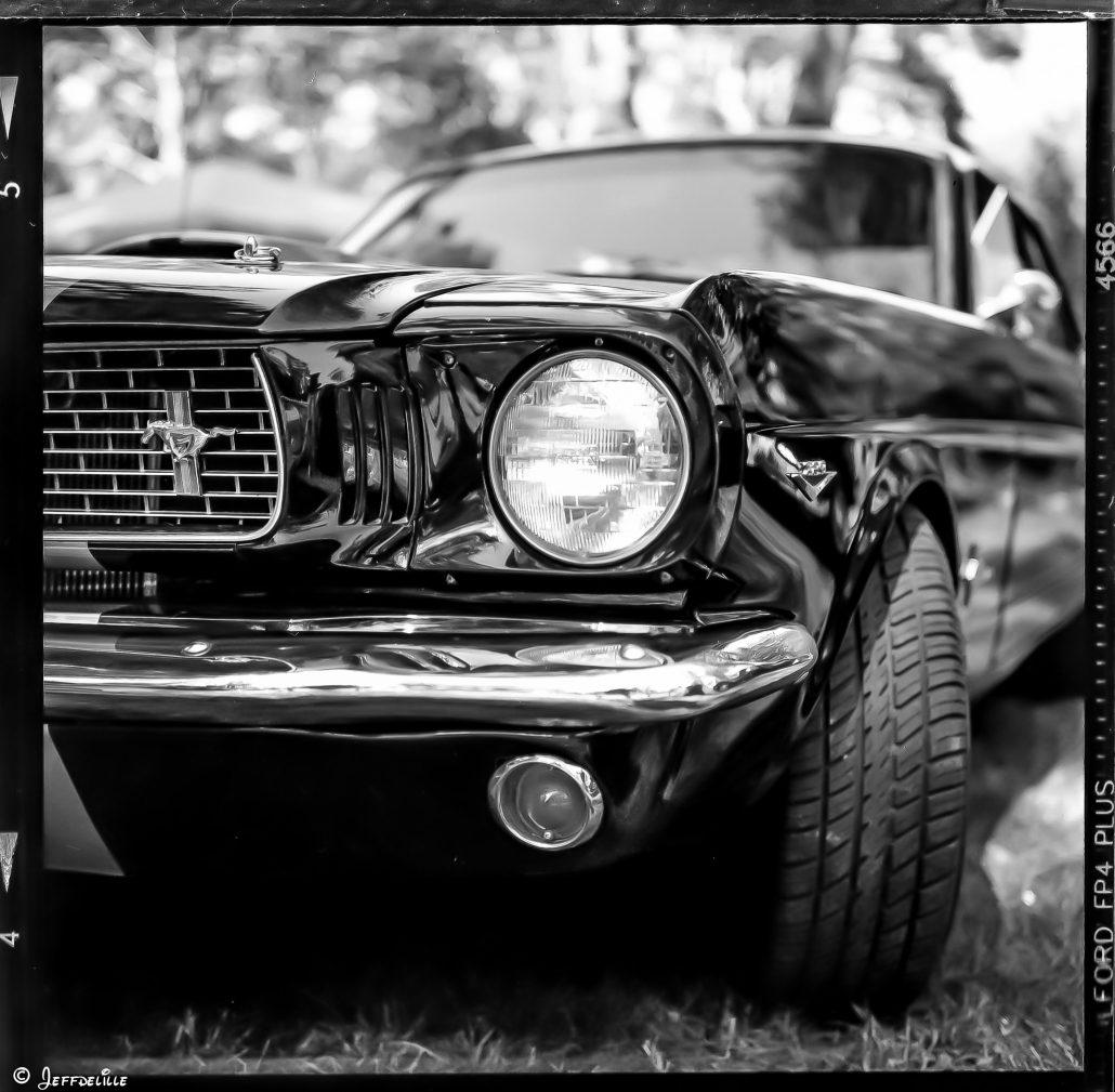American car.