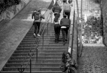 Paris, Montmartre.