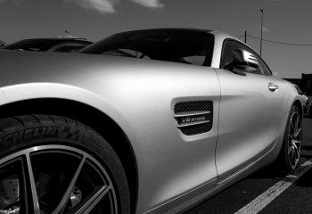 Mercedes Coupé Sport...