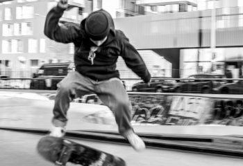 Hot spot skate, Lille.