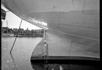 Dunkerque, Poupe d'un 3 Mats.