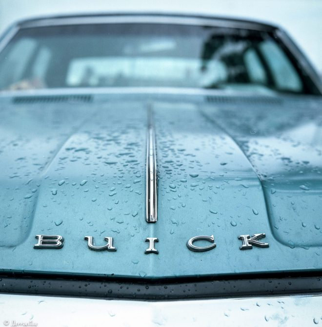 Buick Front.