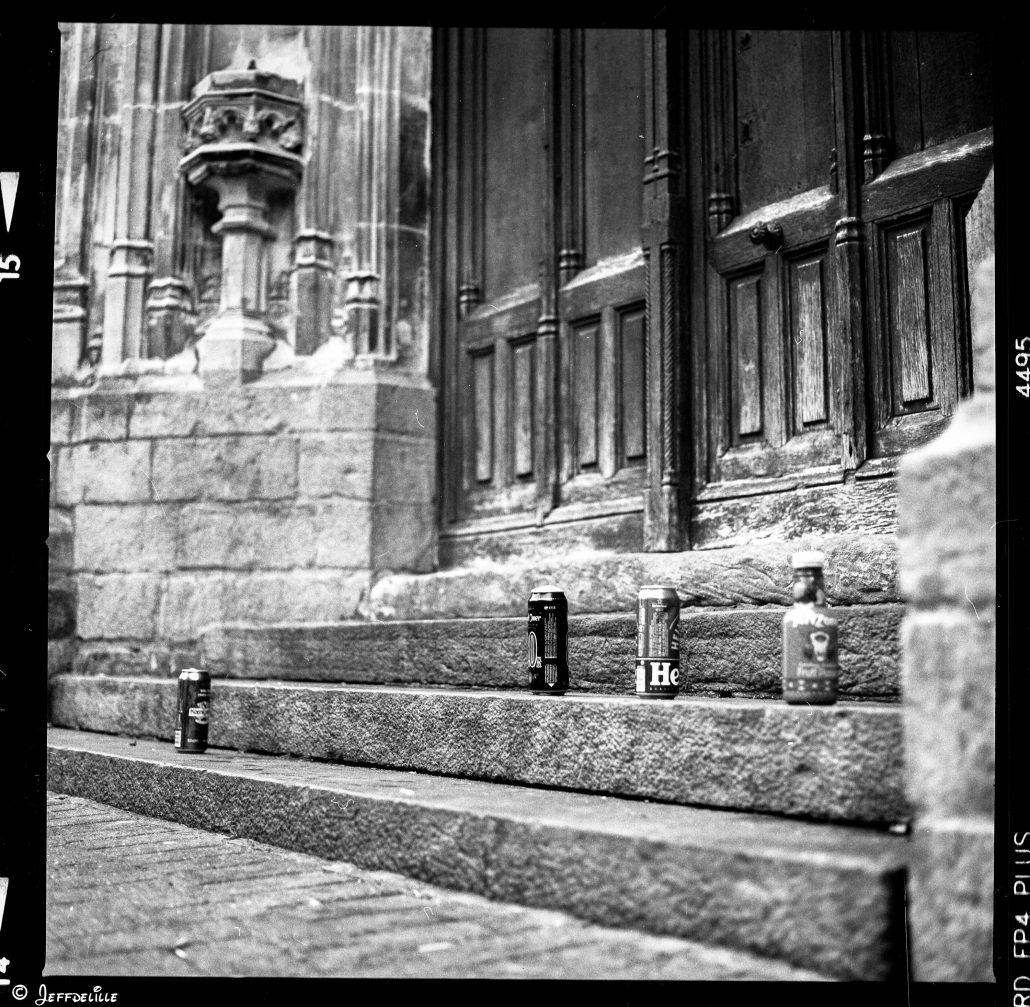 arrière Eglise St Maurice, Lille.