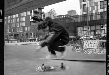 Skate park #3. Lille, Fr.
