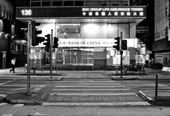 BANK OF CHINA - HONG KONG