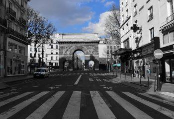 Paris se vide