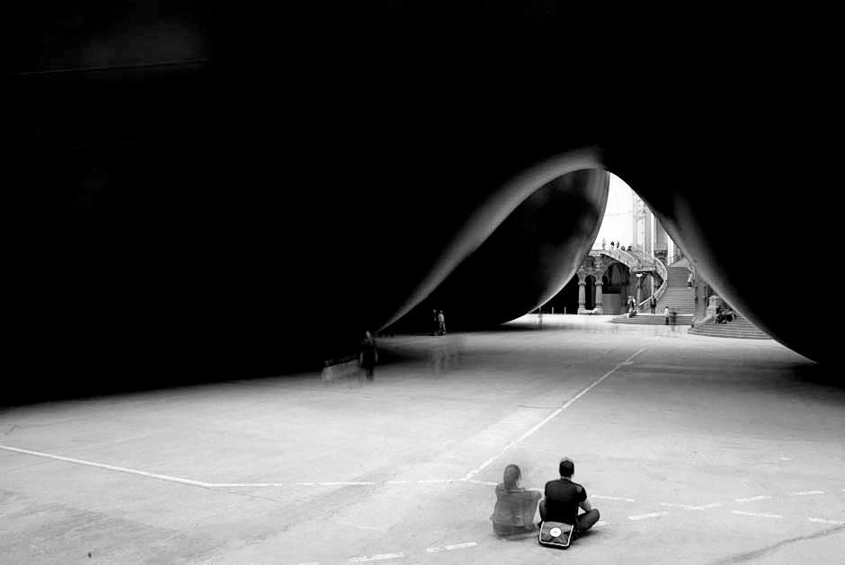 Monumenta – Amour fantôme