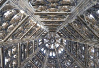Cathédrale de Cologne - Une des flêches