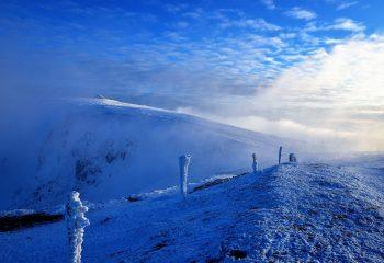 brume hivernale au Hohneck