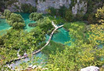 En passant par la Croatie