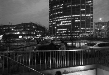 Montparnasse la nuit