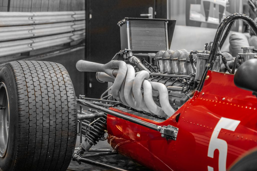 Ferrari 312 F1 – 1969