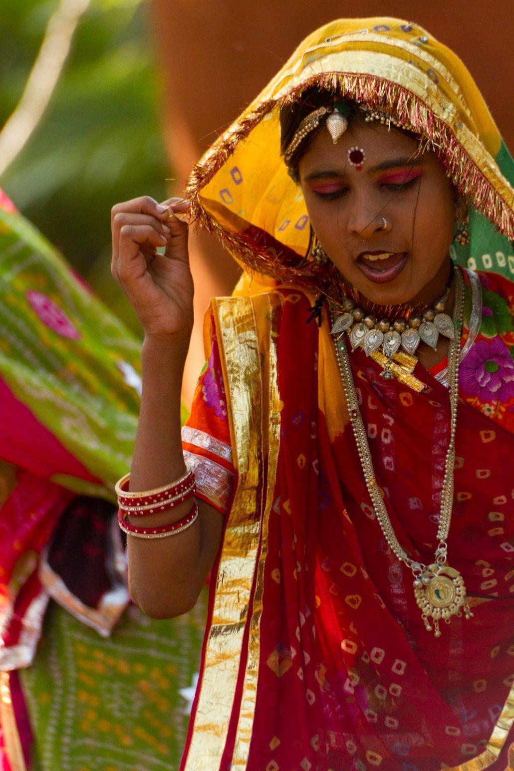 danseuse tamil nadu