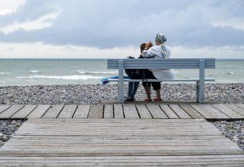 Intimité mer et filles