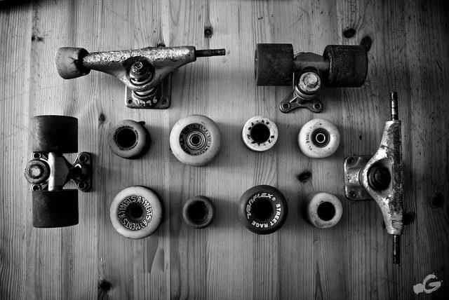 Old Skate Things