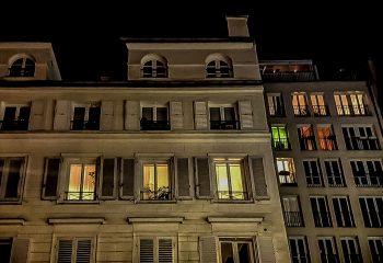 Coloured Windows of Paris