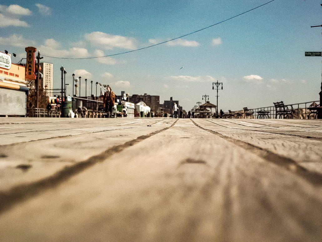 Coney Island Babe !