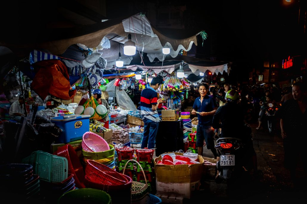 Night Market II
