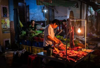 The Meat Seller