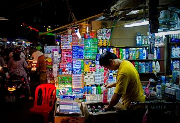 Saigon by Night • Street Shop
