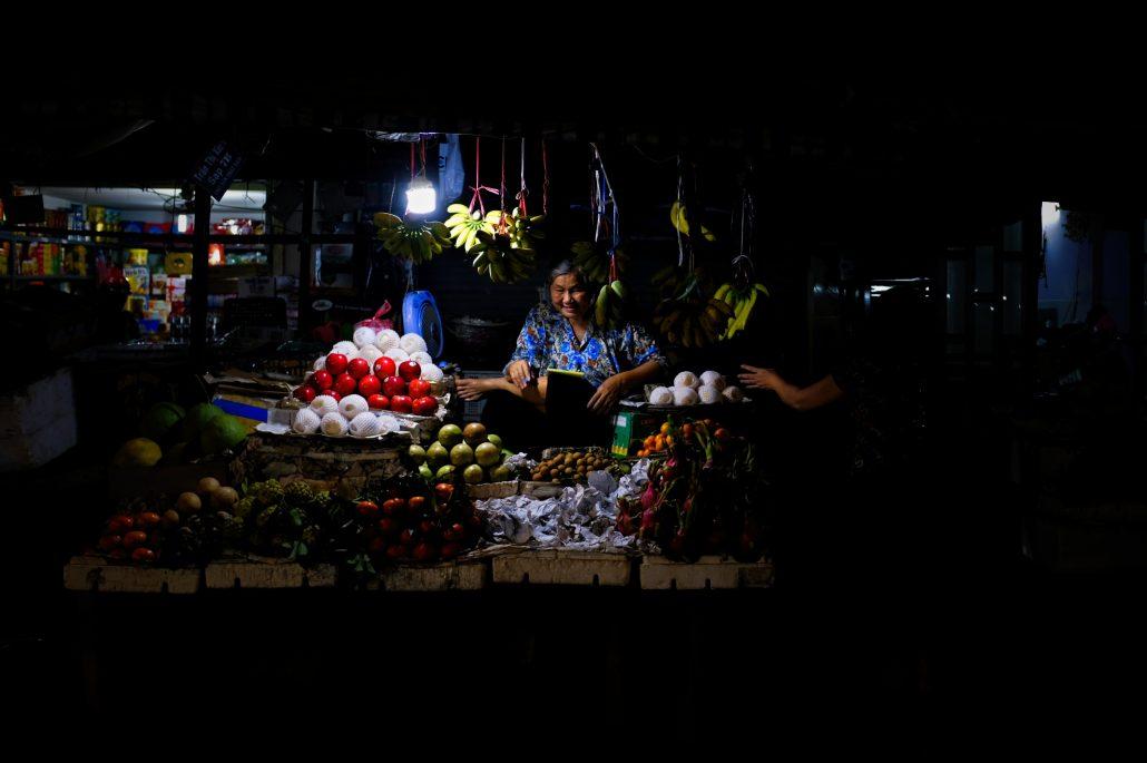 Saigon By Night • Grandma's shop
