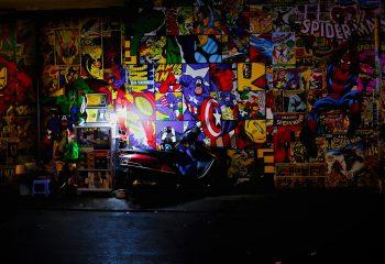 Comic Street