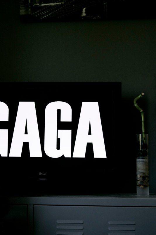 Gaga's inspiration