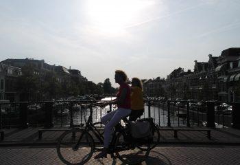 Amsterdam vélo vie