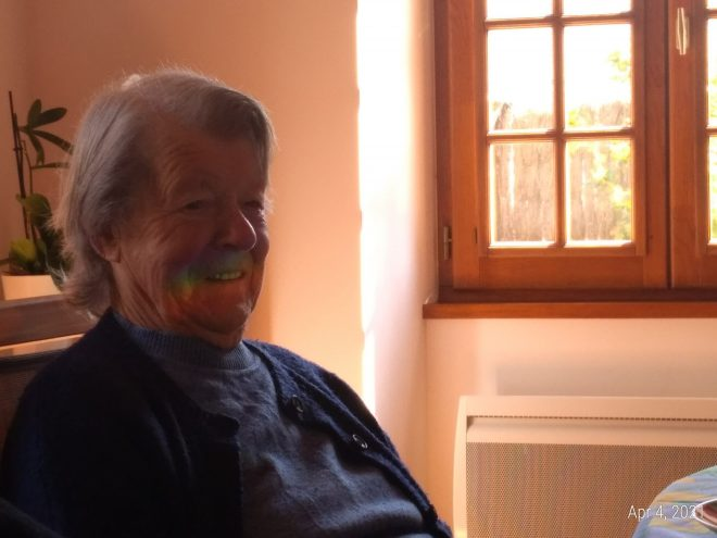Mamie queer / all grandma are beautiful