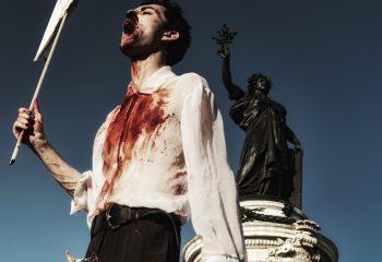 Hasta que la sangre sea libre