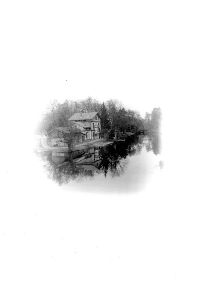 Mini-rêve : Au bord de l'eau