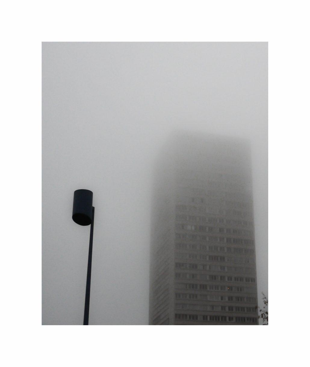 Ahuri dans la brume