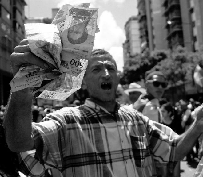 Argent inutilisable au Venezuela