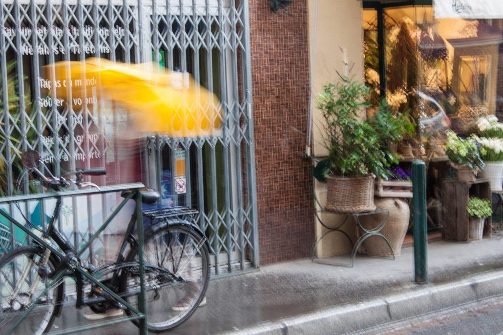 parapluie fantôme