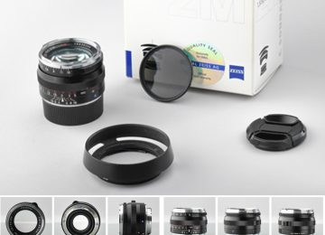 Zeiss Sonnar 50 MM F 1.5