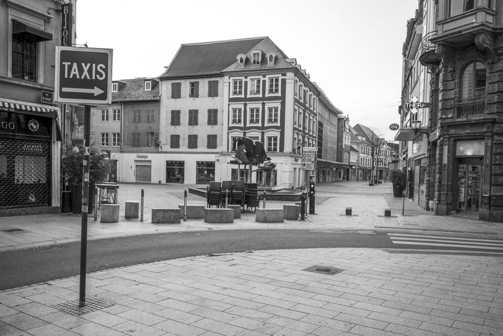 mulhouse, rue sauvage