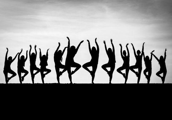 silhouette-dance