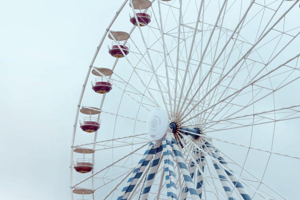 La grande roue de Royan