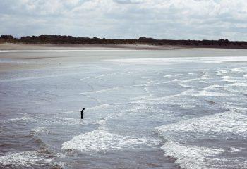 Le baigneur solitaire