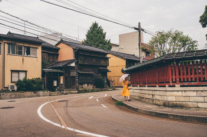 Rue japonaise