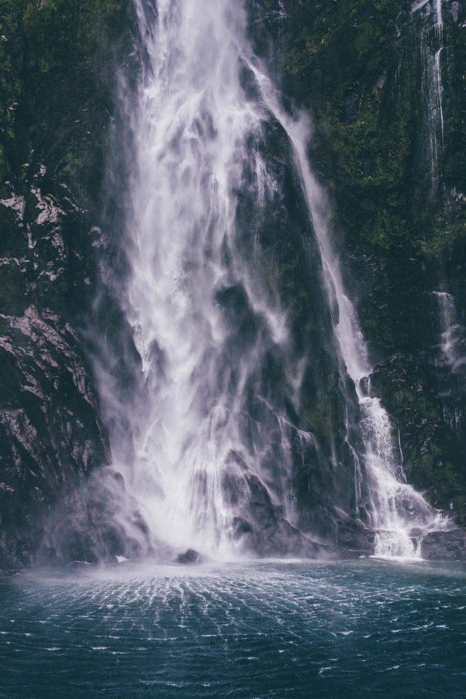 De l'eau et des formes